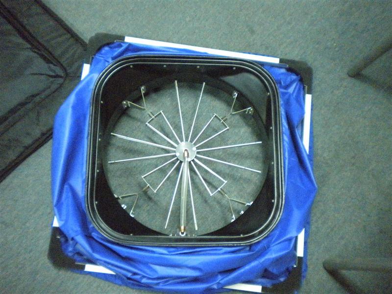 暖通空调系统主要性能参数中风量和换气次数的检测