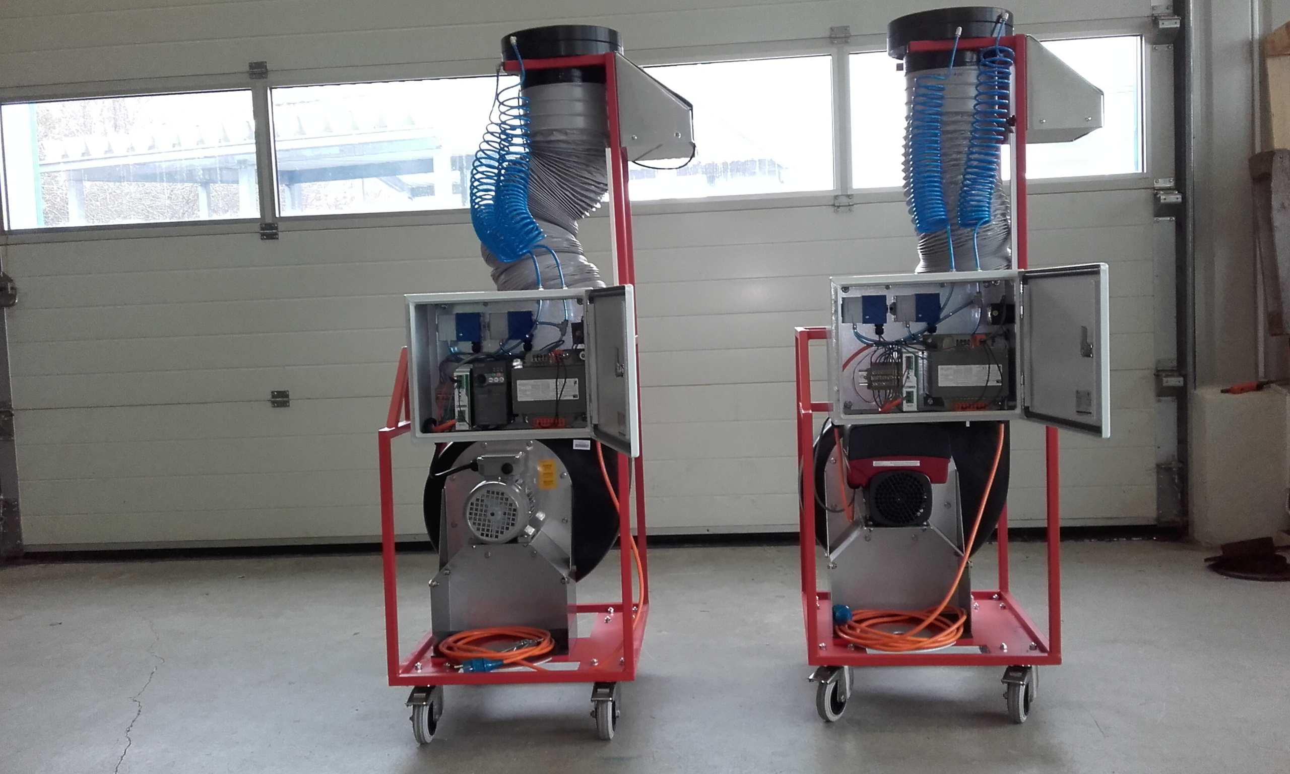 BLM-3-R4.1和BLM-3-R4.2车身漏风量测试仪的区别