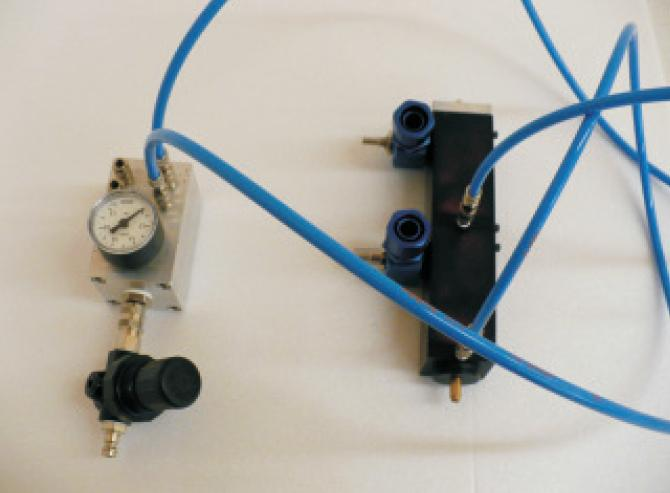 7.951 VKL-mini 气溶胶稀释器使用方法
