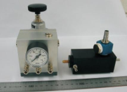 7.951 VKL-mini 气溶胶稀释器尺寸