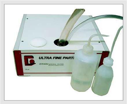 7.861 和7.862 型仪器可以用化学和/或生物材料来产生气溶胶颗粒。