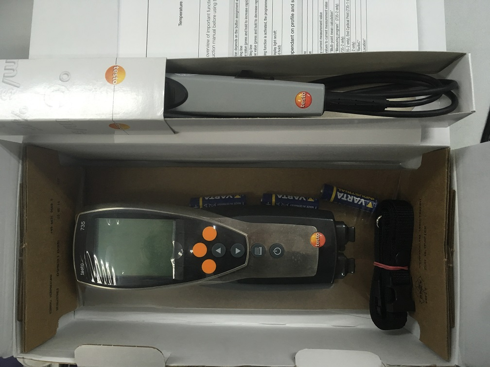Testo 735-1温度仪