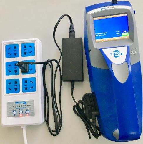 国产TSI 801694电源适配与TSI 8532气溶胶检测仪接线图
