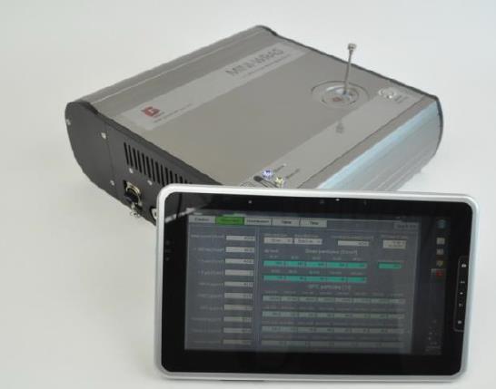 Grimm1.371 Mini-Wras宽范围粒径谱仪怎样独立运行?