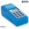 HANNA/哈纳HI93414数据型便携式浊度&余氯总氯多用途测定仪