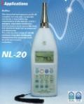 日本理音 (RION)NL-20声级计