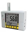 台湾衡欣AZ 7721壁挂式温度/二氧化碳测试仪