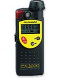 奥德姆EX2000可燃气体检测仪
