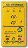 泰纳三相电源/马达检相器TN-2008