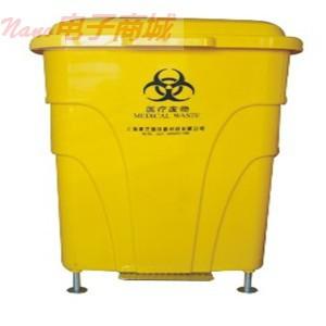 70l金属脚踏生物废弃物垃圾桶