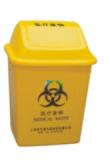 K&Y/康芝园 40L翻盖生物废弃物垃圾桶