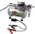 CHEMVAK 无油活塞式真空泵 V300DC