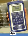 TT 550S手持微压风速计