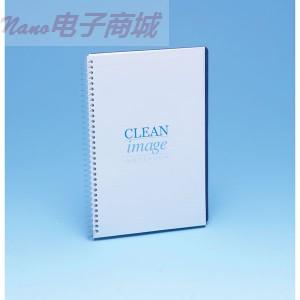 """聚乙烯无尘室专用笔记本,5-1/2""""×8-1/2"""",100页,28磅,20本/case"""