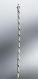 Oakton 091297A-K K型高温玻璃纤维绝缘热电偶探头