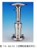 德国Topas KS-701 八级颗粒碰撞采样仪