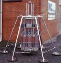 丹麦KC Multi-corer 大型原位沉积物采集器