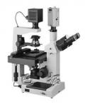 重庆光电 XDS-1B倒置生物显微镜