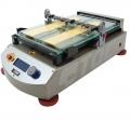 TQC AB3405电动自动膜涂布110V带加热穿孔真空床,内置真空泵,和组合连接组件的标准模块喷头和丝杆镀膜