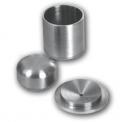 TQC 迷你8.32cc重 每加仑杯连盖,完全符合ANSI / NCSL Z540-1或MIL-STD-45662A(如适用)校准认证(符合ISO 9000)