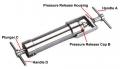 TQC 1510压力密度杯(100cc)-WG-1510/100