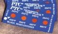 Temp-Plates® 温度记录贴纸 TH-612.8