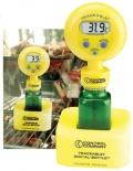 Traceable® Digital-Bottle™ Ultra™ 冰箱/冰柜温度计 TH-504503 GRAS充满液体的瓶子