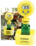 Traceable® Digital-Bottle™ 冰箱/冰柜温度计 TH-504501 GRAS充满液体的瓶子