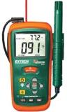 RH101温湿度计+红外测温仪 WE-346005