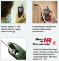 无针式干湿计+红外测温仪 WE-EMO290