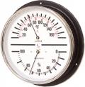 温湿度指示器与黑色外壳 WE-5064
