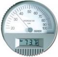 壁挂式温湿度计/温度计 WE-0200