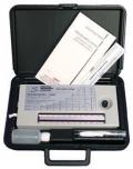 Psychro-Dyne 湿度和露点测量仪 两个摄氏度的水银温度计 WE-80017