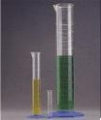Nalgene 3663-2000 3663 有刻度量筒(PMP)