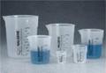 Nalgene 1201-0250C 1201 Griffin 低型烧杯(PP)