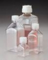 Nalgene 342020-2000 无菌,PETG 方形有刻度培养基瓶