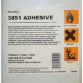 BOSTIK 3851 LATEX ADHESIVE 5LT装
