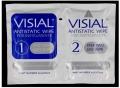 ALGLAS VISIAL 湿/干仪器抹布 SATCHET