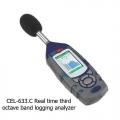 英国Casella CEL-633C1 1/3倍频程声级计