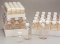 Nalgene 342020-0060C方形有刻度培养基瓶