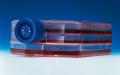 Nunc 132867 NunclonTM△三层细胞培养瓶,瓶盖透气/密封