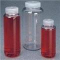 Nalgene 3140-0500 离心瓶(带密封盖),聚碳酸酯;聚丙烯螺旋盖;硅胶垫圈,500ml容量