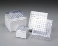 Nalgene 5025-0505 CryoBoxesTM,聚碳酸酯,5x5阵列,可容纳管瓶尺寸1.2/2.0ml