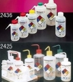 Nalgene 2403-0250 洗瓶,Teflon*FEP瓶体;Tefzel*ETFE螺旋盖/杆和吸管,250ml容量