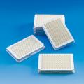 Nunc 436111 F96 MicroWellTM微孔板,聚苯乙烯,外部尺寸128*86mm,颜色,白色