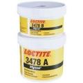 Loctite 3478 A&B Hysol Superior Metal 2K 453g包装