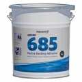 AQUASEAL MBOND 685 DECKING ADHESIVE BLACK 5L包装