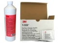 3M VHB SURFACE CLEANER SATCHET CASE OF 900 WIPES(1箱900片)
