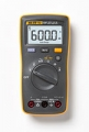美国福禄克 Fluke 107掌上数字万用表,CAT III 600V