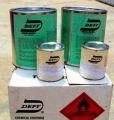 DEFT 44GN-72 GREEN EPOXY BASE 32OZ AND CATALYST 16OZ KIT包装 ,符合MIL-PRF-85582E TYPE 1 CLASS 2 REV D